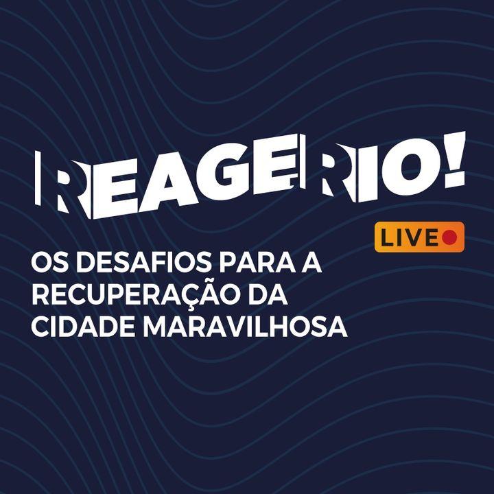 Eduardo Paes analisa os desafios do Rio na pandemia   REAGE, RIO!