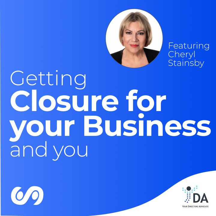 Getting Closure for your business (and you).