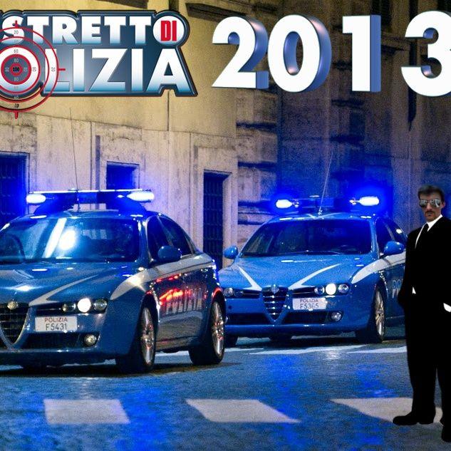 DISTRETTO DI POLIZIA 2013