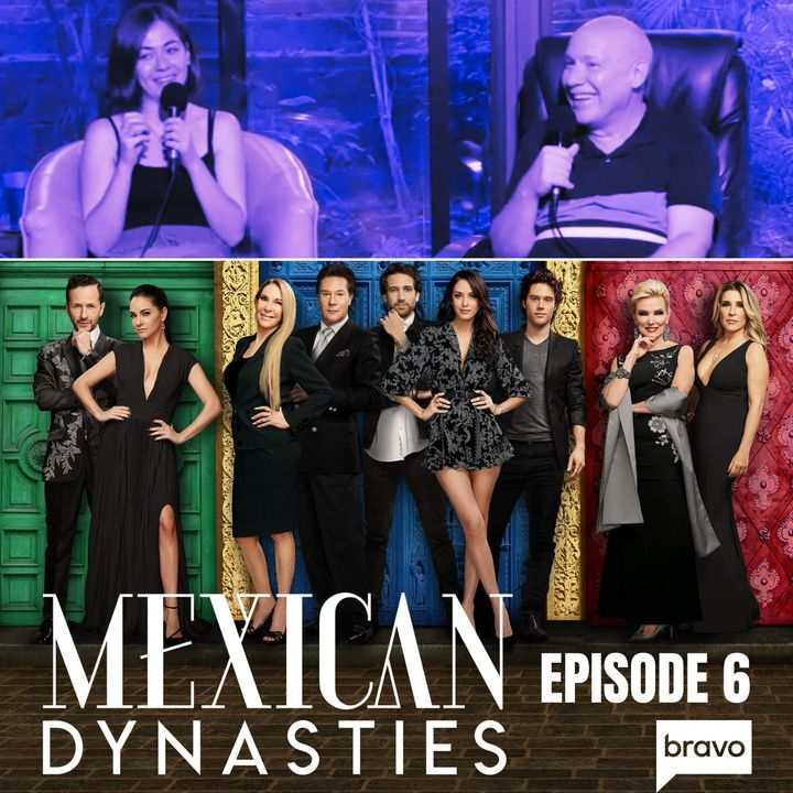 """Tv Episodio 6 de Dinastías Mexicanas """"El amor está en el aire"""" - Comentario de David Hoffmeister con traducción al español"""