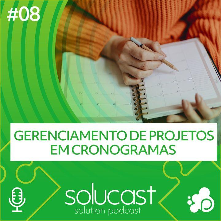 #08 - A importância das ferramentas de gerenciamento de projetos para a elaboração de cronogramas