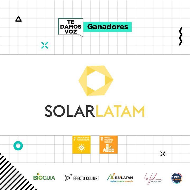 SolarLatam - Cambiar el mundo de un techo a la vez: Energía renovable en viviendas