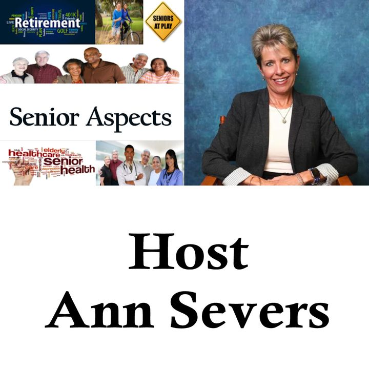 Senior Aspects with guest Margie Shephard