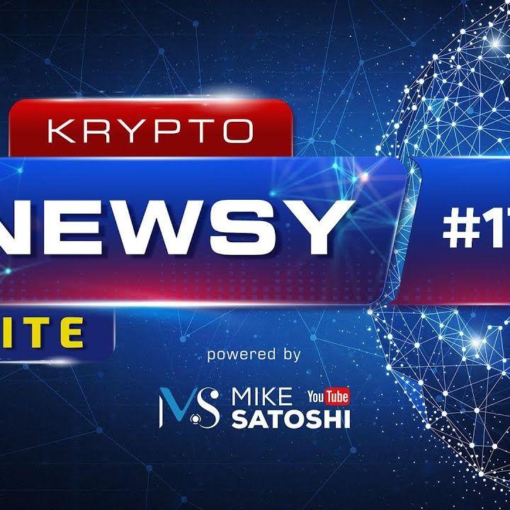 Krypto Newsy Lite #179 | 09.03.2021 | Bitcoin w górę, apetyt instytucji też, ATH w zasięgu? DODO DeFi ofiarą hakerów, Ripple bez MoneyGram