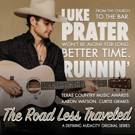 Luke Prater: From the church to the bar