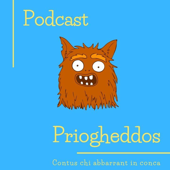 Priogheddos, unu podcast de Istòrias