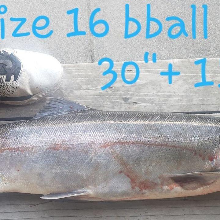Robert Crandall Fish Story - 10:19:19, 8.24 AM
