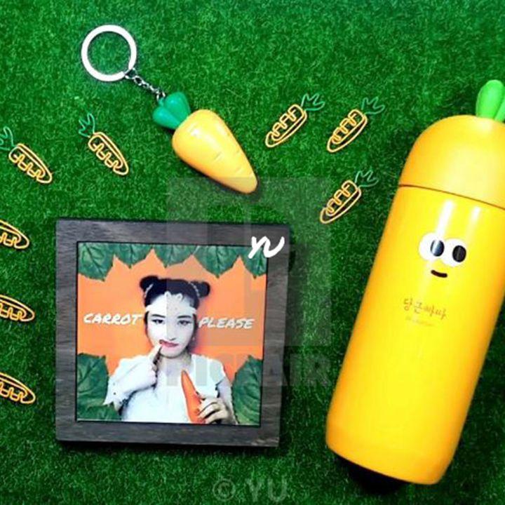3. carrot lovers