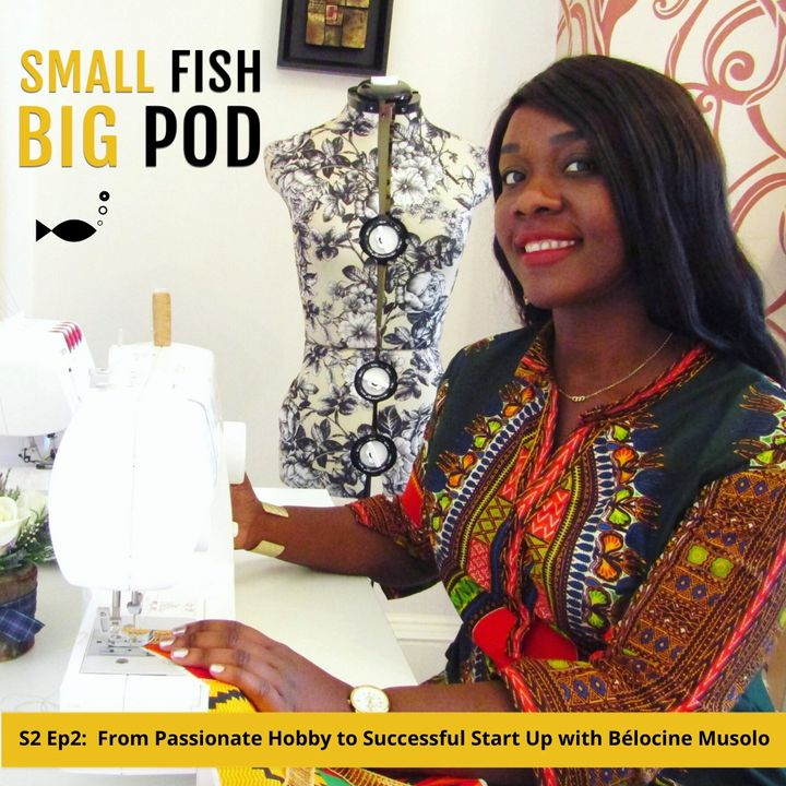 Ep13: From passionate hobby to successful startup with Bélocine Musolo