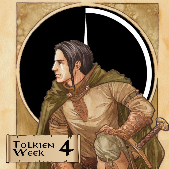 Aragorn e Faramir: l'eroismo riluttante - #TolkienWeek 4