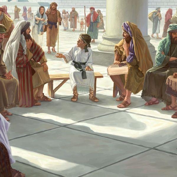 105. En busca de la infancia del Jesucristo histórico