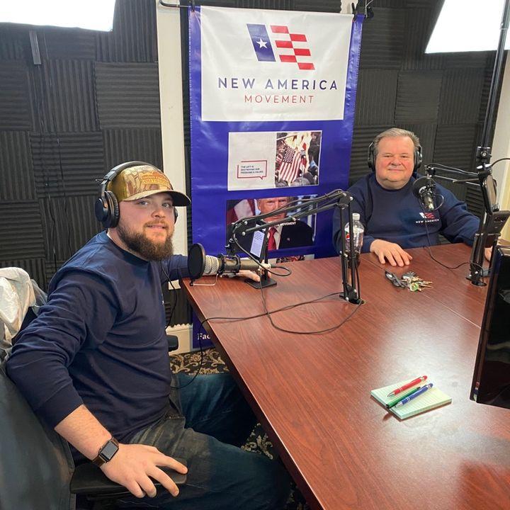 Episode 25 - New America Movement