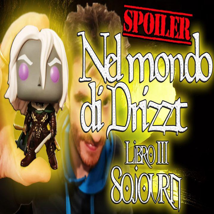 Nel mondo di Drizzt - Riassunto 3° libro della saga - Sojourn - Intero