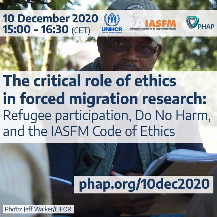 The critical role of ethics in forced migration research