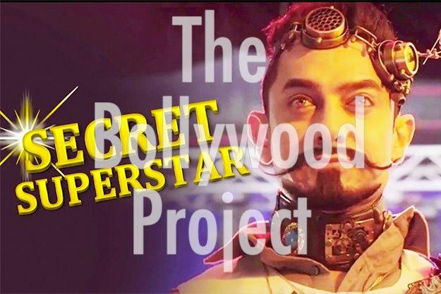 114. Secret Superstar Trailer Review, Priyanka Chopra Future Movies & Padmavati Release Date Drama!!