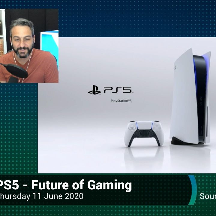 News 355: PS5 - The Future of Gaming