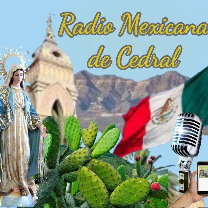 RADIO MEXICANA DE CEDRAL 22 JUL AM
