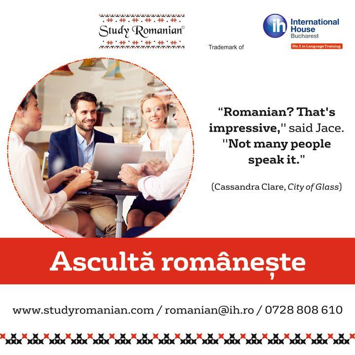 Ascultă româneşte