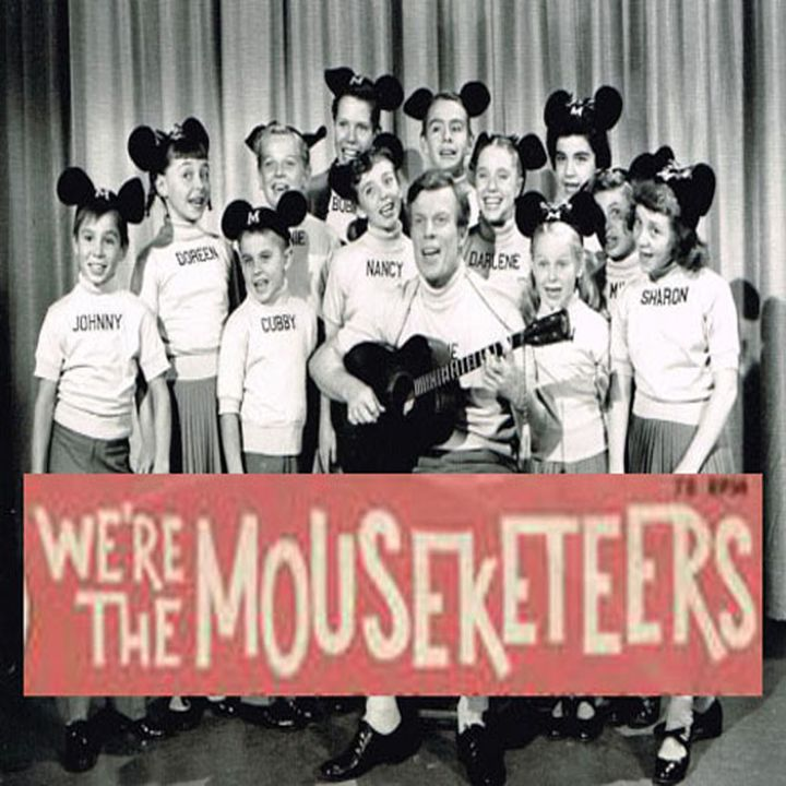 We're The Mouseketeers