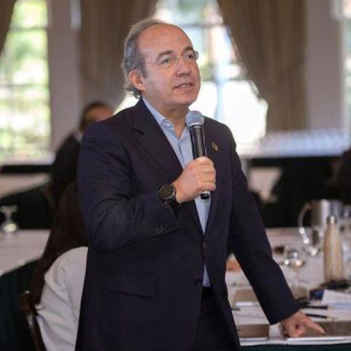Calderón cancela conferencia en Tec de Monterrey