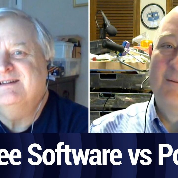Can You Separate Free Software and Politics? | TWiT Bits
