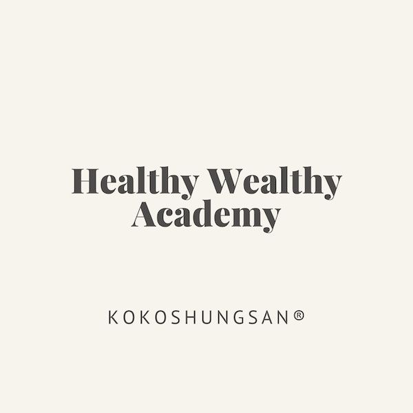 KOKOSHUNGSAN® Wealthy Academy