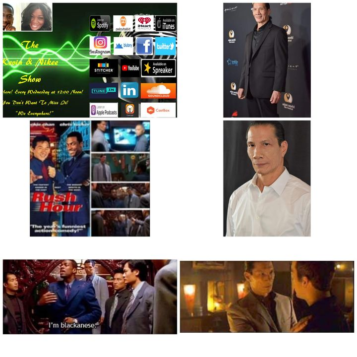 The Kevin & Nikee Show  - Stuart W. Yee - Hollywood Professional SAG-AFTRA Actor, Writer, Director, Filmmaker, Acting Coach and Mentor