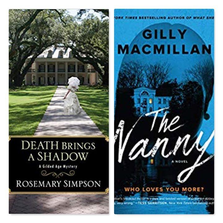 Rosemary Simpson & Gilly Macmillan Interviews