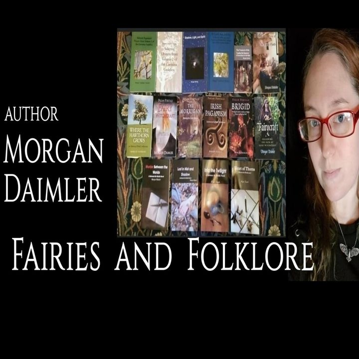 Fairies and Folklore with author Morgan Daimler