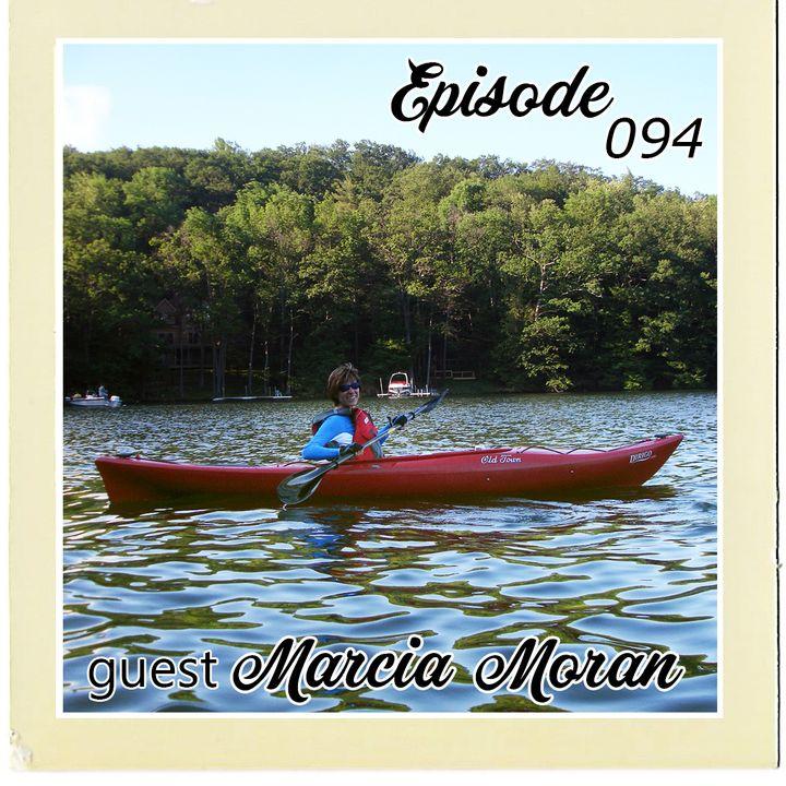 The Cannoli Coach: STROKE Forward w/Marcia Moran | Episode 094