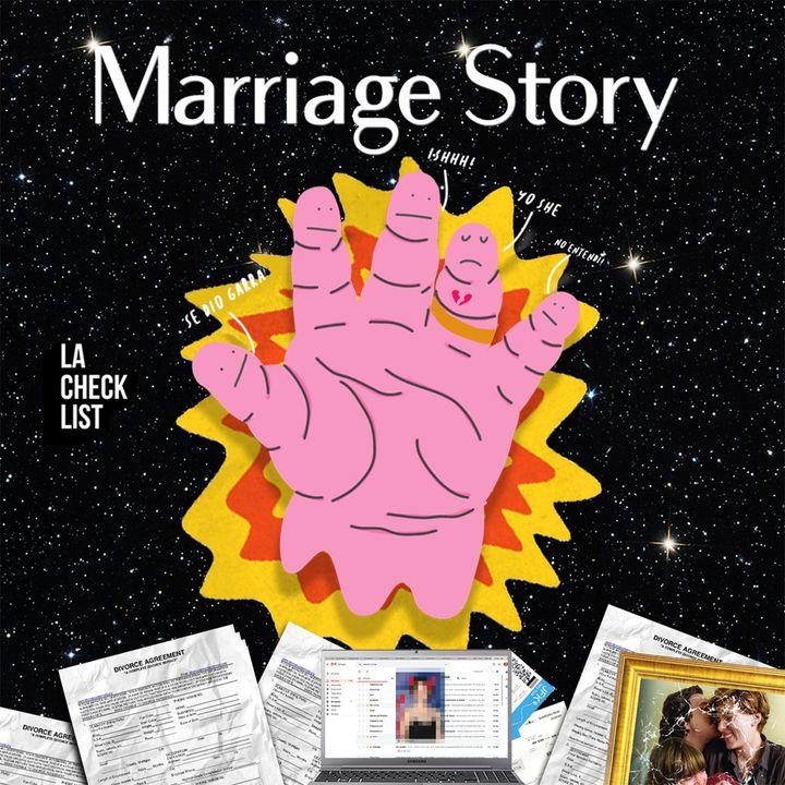 La Checklist #17 - Historia de un matrimonio predecible