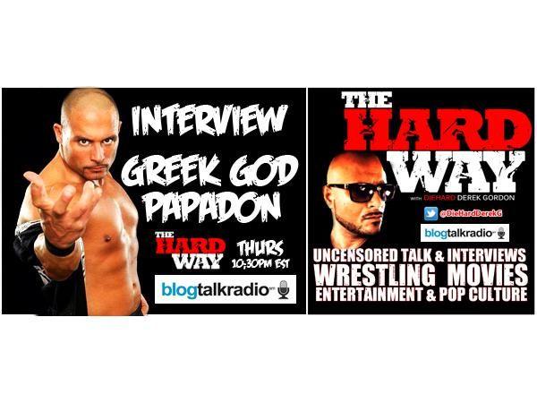 Ep 7: Interview w/ Greek God Papadon