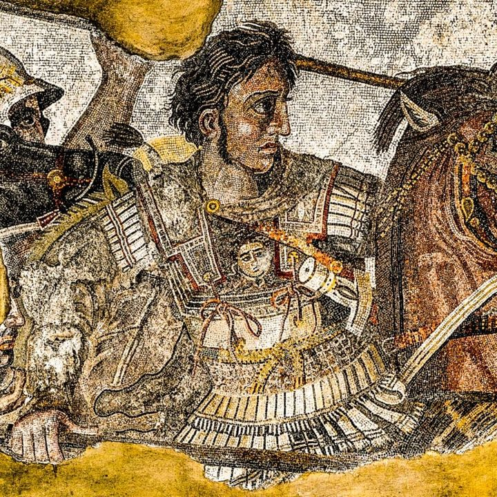 Alessandro Magno secondo Ferdowsi, fra draghi, angeli e giganti