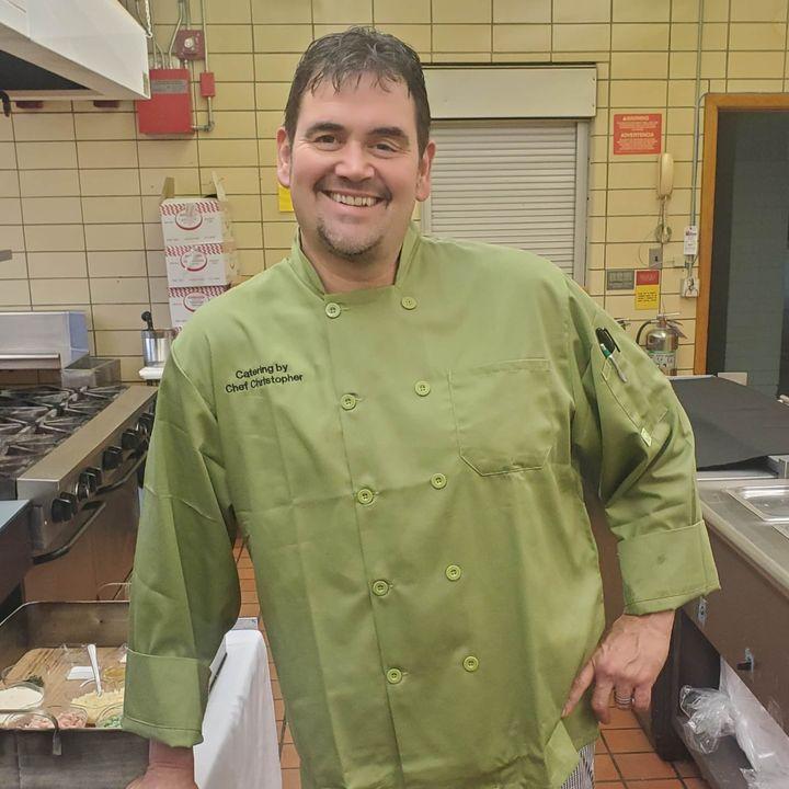 Episode 51: Chef Chris Bonacci, The Food Cruiser