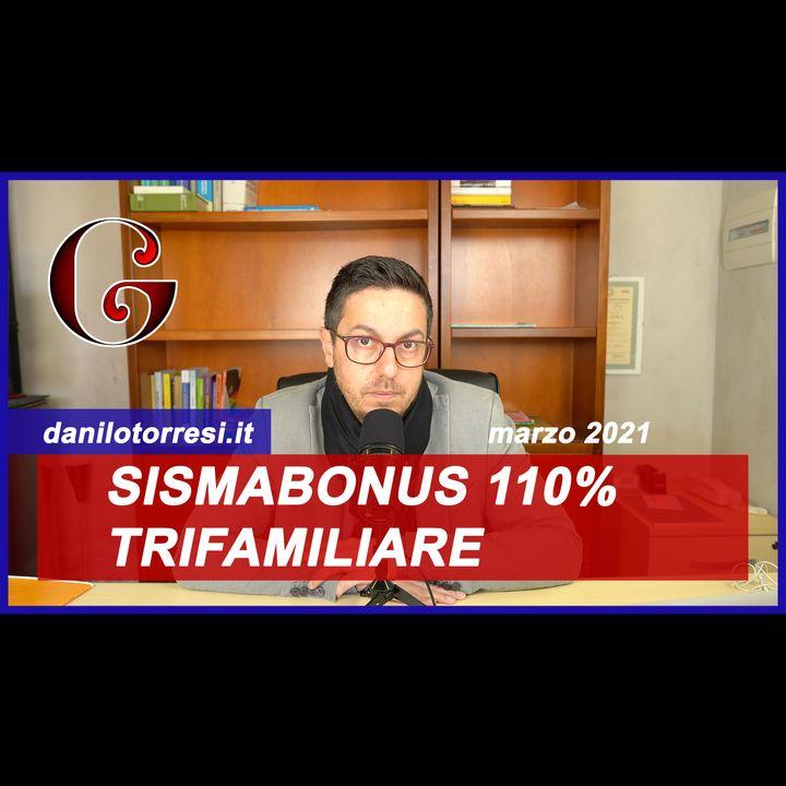 SUPERBONUS 110%: parziale demolizione e ricostruzione con ampliamento trifamiliare