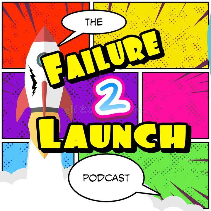 Failure 2 Launch Podcast Episode 3: Disney Plus ULTRA!