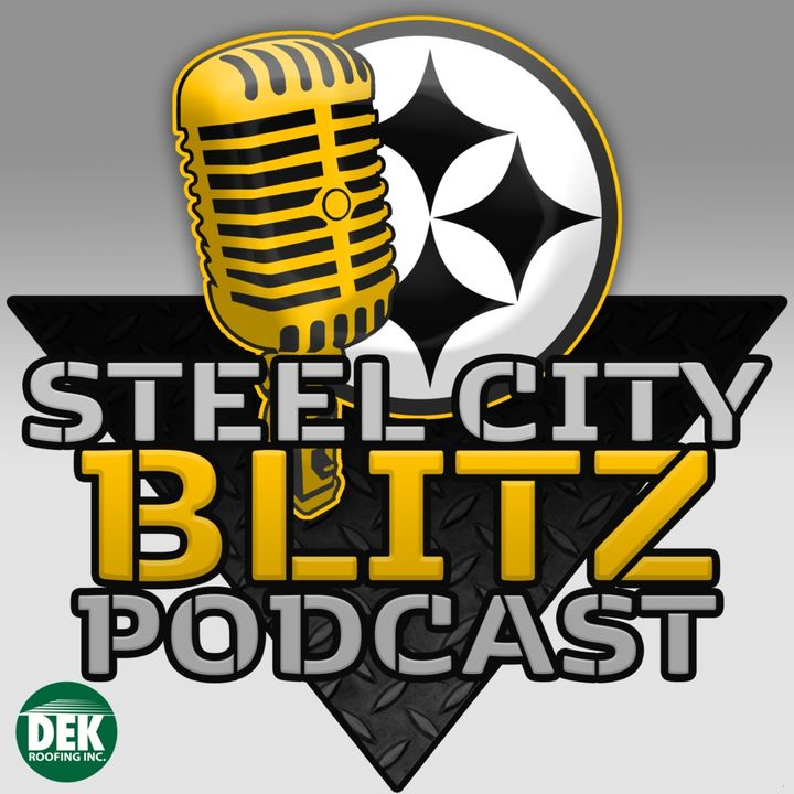 Steel City Blitz Steelers Podcast 203 - Wild-Card Preview
