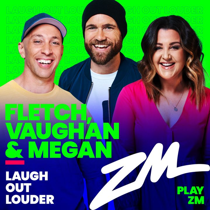 ZM's Fletch, Vaughan & Megan Podcast - April 16 2018