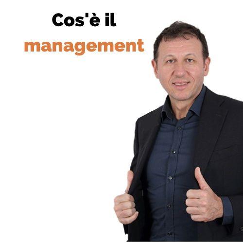 Cos'è il management
