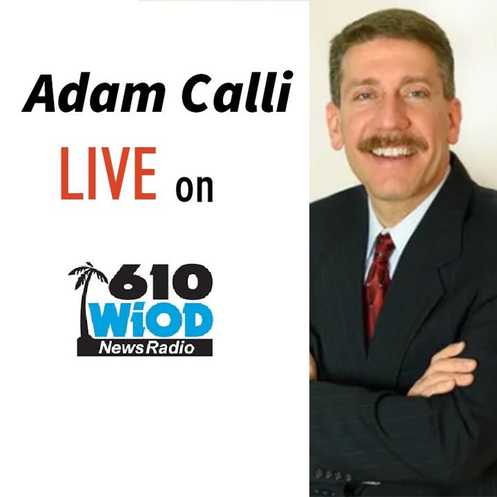 Discussion: Essential workers who are risking their lives are exploring their legal rights || 610 WIOD Miami || 4/20/20