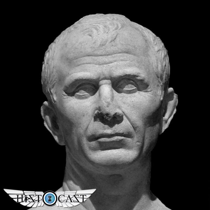 HistoCast 203 - De bello civile secunda, César contra Pompeyo (Parte II)