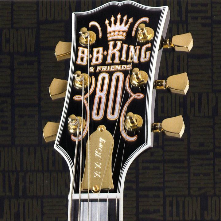 Especial BB KING AND FRIENDS 80 Classicos do Rock Podcast #BBKingWeekend #fdsBBKing #EricClapton #SherylCrow #MarkKnofler #VanMorrison #blue