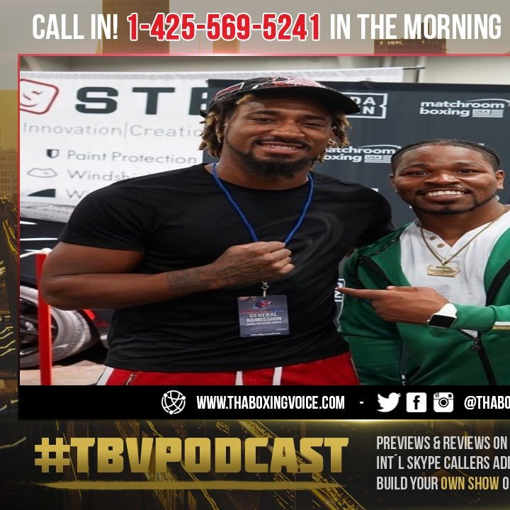 ☎️Shawn Porter To Spar With Andrade To Prep For Spence Fight😱Will it HELP🤔❓