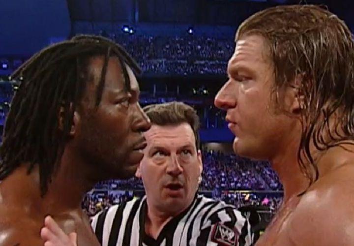 WWE Rivalries: Booker T vs HHH