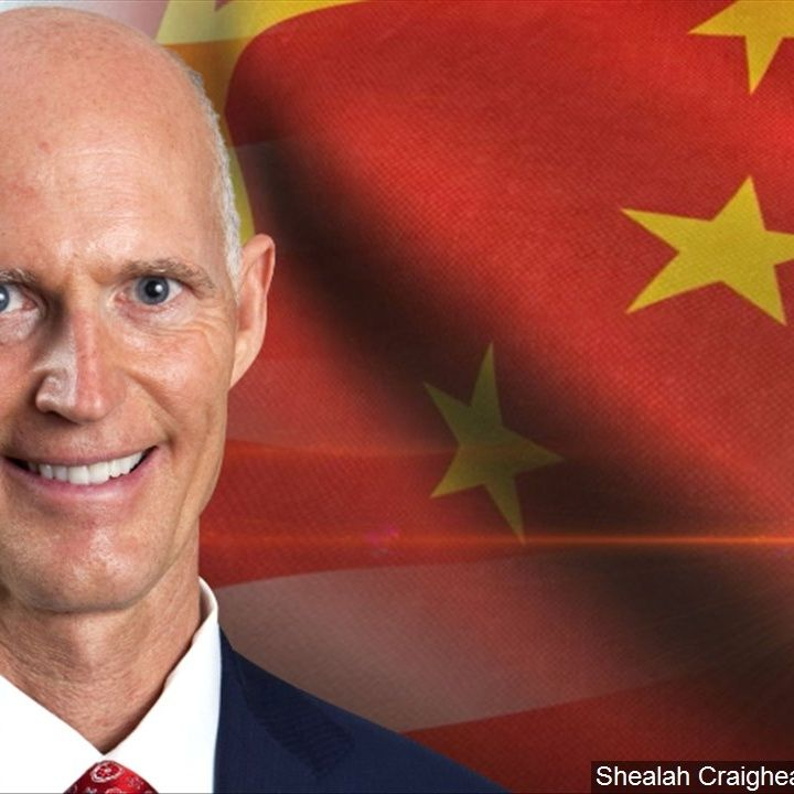 """Florida Opens New Front In """"Culture War"""" Against Trans Athletes & New Cold Warrior Rick Scott Exposed"""