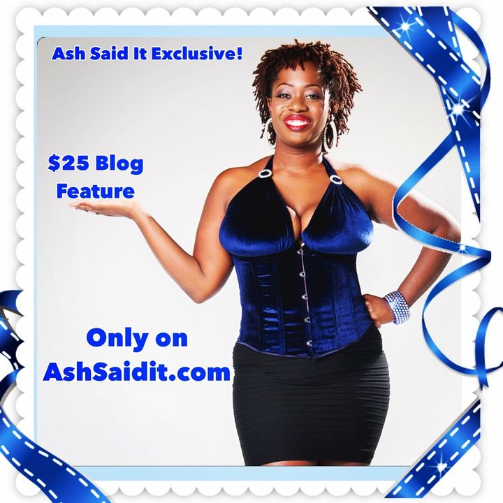 #ashsaidit happy Thursday!