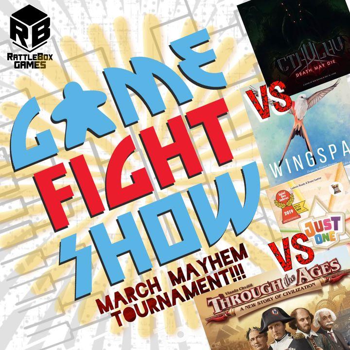 March Mayhem Tournament 2021- Day Five