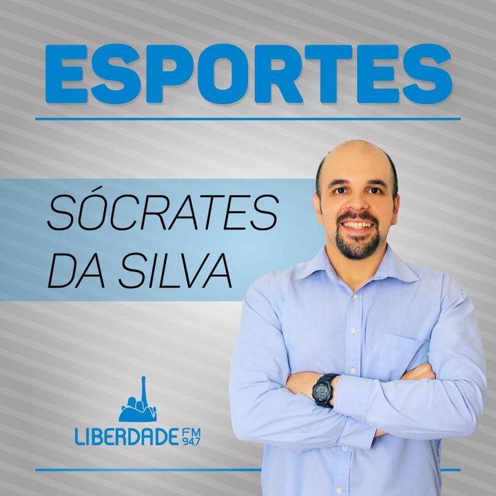 Acompanhe o comentário esportivo desta sexta-feira (28) com Sócrates da Silva