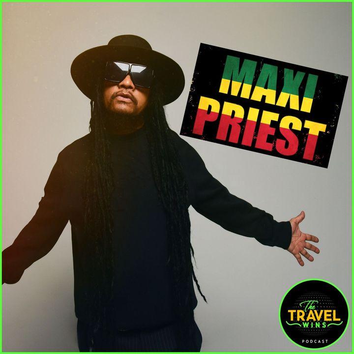 Maxi Priest | reggae for decades