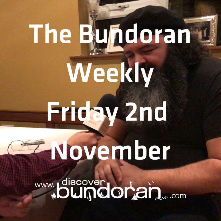 018 - The Bundoran Weekly - November 2nd 2018